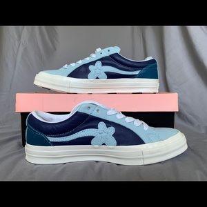 Converse Shoes - Converse Golf Le Fleur Barely Blue Sz: 11.5